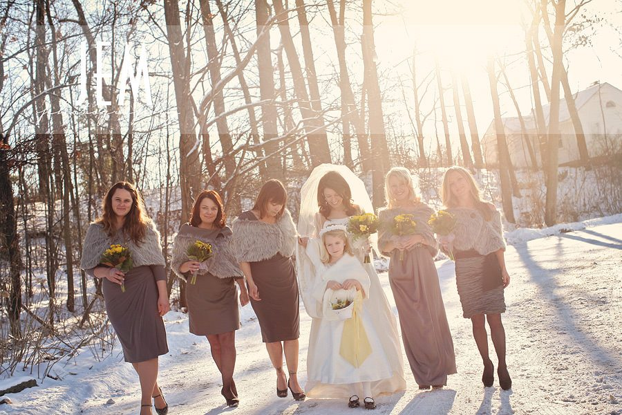 Walden Woods Michigan Wedding Photography