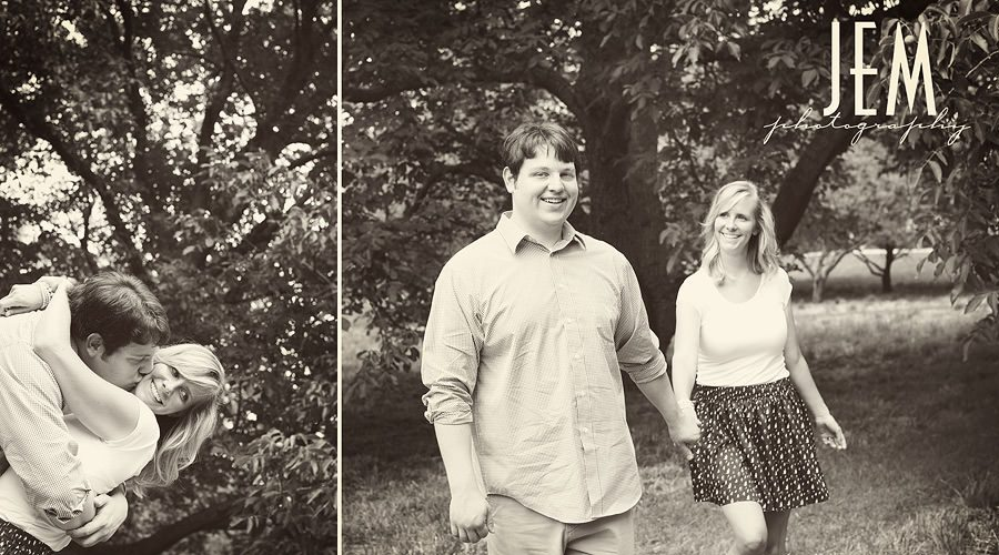 Perrysburg Engagement Pictures