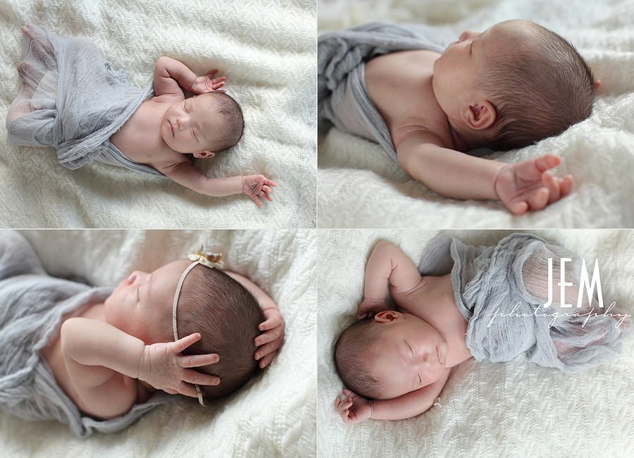 Sylvania Ohio Newborn Photographer