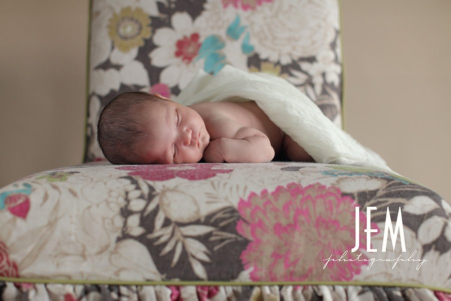 Toledo Ohio Newborn Photographer