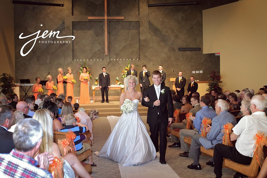 Cedar Creek Church Wedding Perrysburg