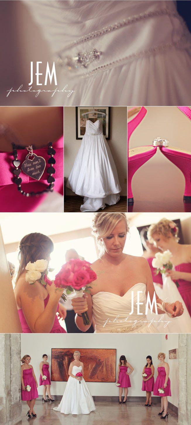 Downtown Toledo Wedding