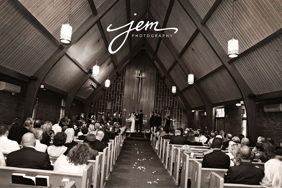 Toledo, Sylvania Wedding - Jem Photography