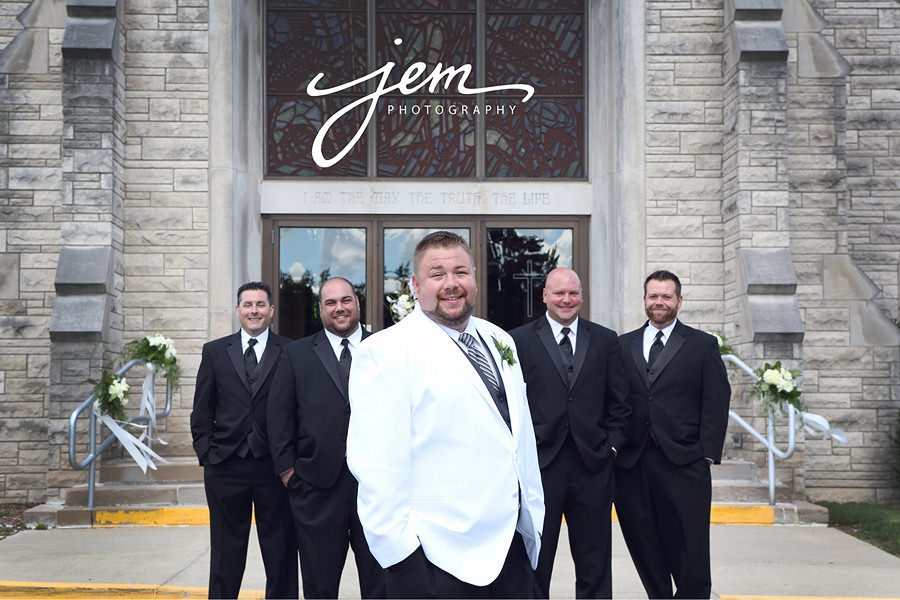Toledo Sylvania Wedding- Jem Photography