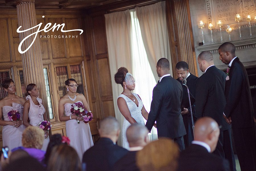 Toledo Club Wedding